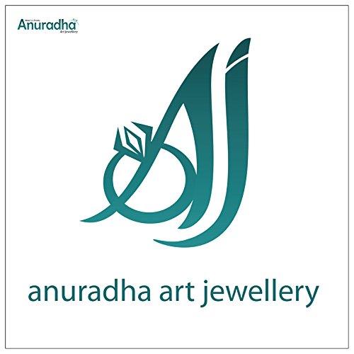 Anuradha Art Purple Colour Square Shape Earrings For Women//Girls