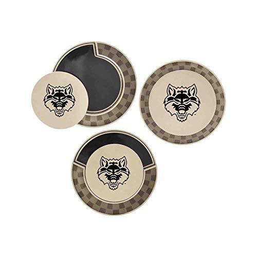 Arkansas State University-Poker Chip Golf Ball Marker (Arkansas University State Golf)