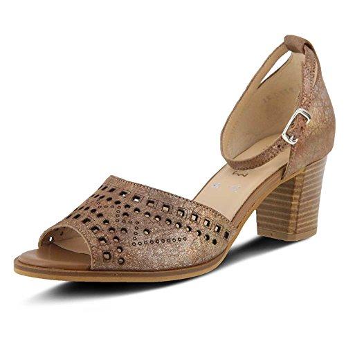 9a05aa764db Spring Step Women s Style Kanisha Kanisha Kanisha Leather Mary Jane Sandal  Parent B079Q9SVMJ 94953d