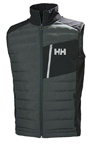 Helly Hansen Men's Hp Insulator Vest, Ebony, X-Large