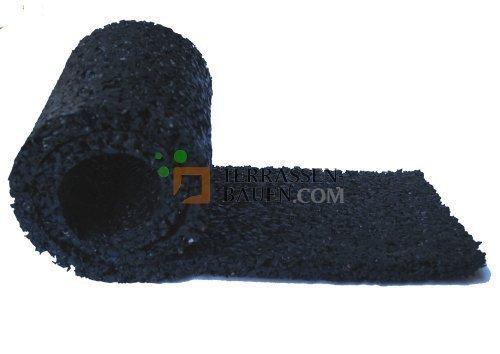 K&R Terracon Loftis Gummigranulatunterlage 8x77x2300mm, Rolle 2,3m