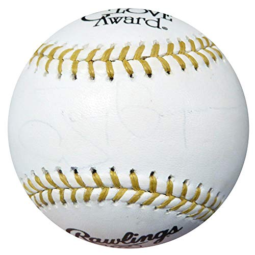 (Autographed Tony Gwynn Baseball - Official Gold Glove #AC23136 - PSA/DNA Certified - Autographed Baseballs)