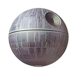 Star Wars Death Star Cutting Board – Non Slip Feet – Made of Toughened Glass