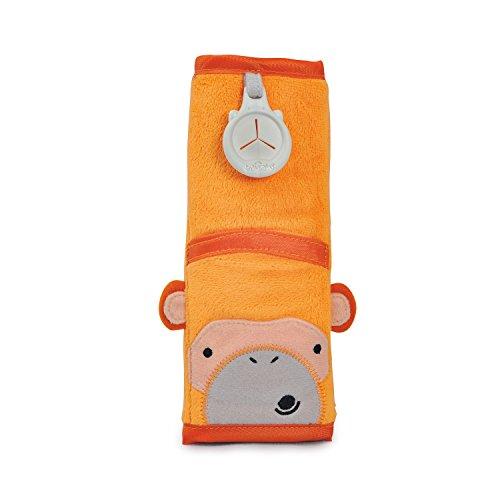Trunki Children S Seat Belt Pad Snoozihedz Dudly Dino