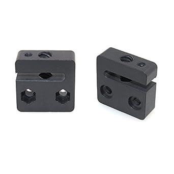Amazon.com: 2 piezas de bloque de tuercas antirretorno para ...
