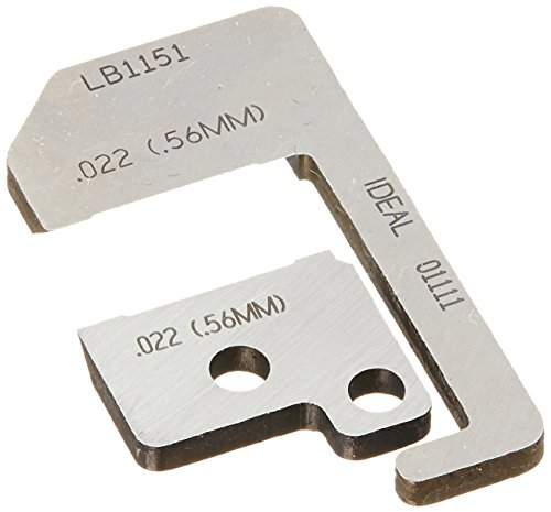 Ideal LB-1151 Lite Wire Strippers Multi Conductor Flat Blade for 26 AWG