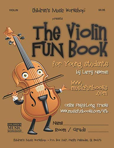 The Violin Fun Book: for Young Students