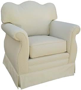 Angel Song Tiara Empire Adult Rocker Glider Chair - Foam Filled