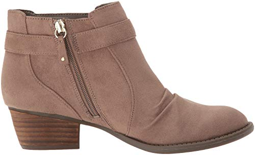 Pictures of Dr. Scholl's Women's Janessa Ankle Boot Black 3