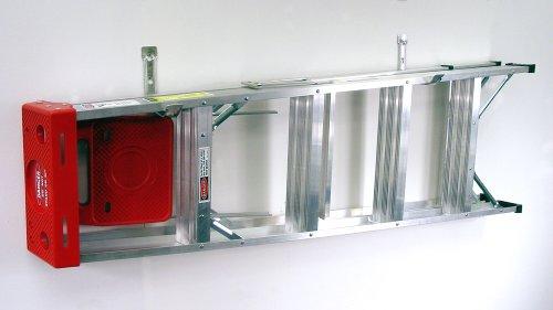 Crawford UHS3 Hang-It-All Utility Bracket Hook, Silver