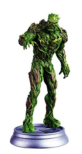 DC SUPERHERO CHESS FIGURINE COLLECTION MAGAZINE #90 SWAMP THING WHITE PAWN (Thing Superhero)