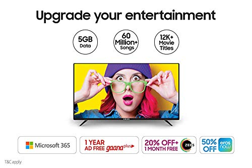Samsung 80 cm (32 Inches) Wondertainment Series HD LED Smart TV