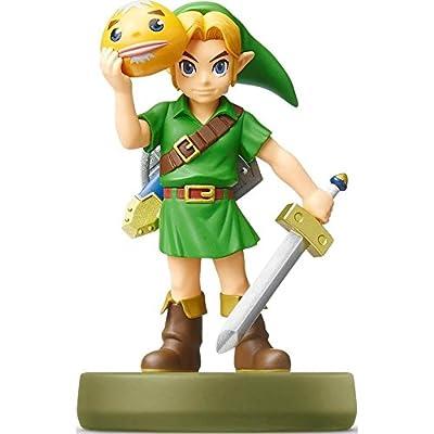 Nintendo amiibo-Link (The Legend of Zelda- Majora's Mask) from Nintendo