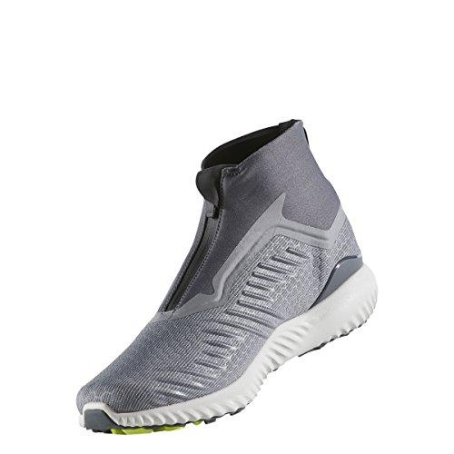 Adidas Originali Mens Alphabounce 5/8 M Grigio Cinque / Grigio Tre / Grigio Uno