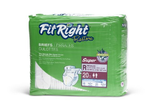 FitRight Restore Briefs Regular BG