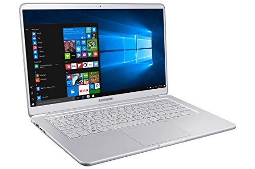Samsung Notebook 9 NP900X5N-X01US 15.0″ Traditional Laptop (Light Titan)
