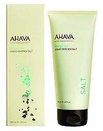 AHAVA Liquid Dead Sea Salt, 6.8 fl. oz.