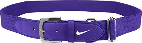 Nike Baseball Belt 2.0 Purple Size One Size