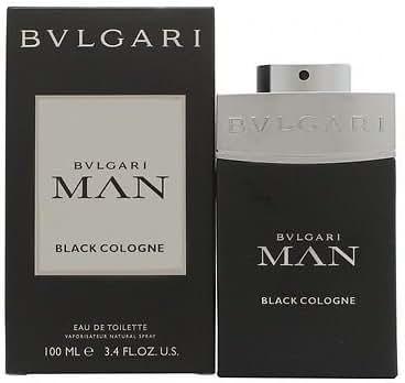 B v l g a r i Man In Black Cologne Eau De Toilette Spray 3.4 oz.