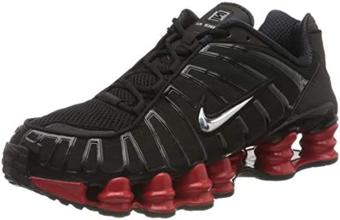 Nike Men's Shox Tl/Skepta Running Shoe