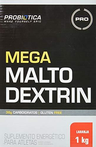 Mega Maltodextrin, Probiótica, Laranja, 1 kg