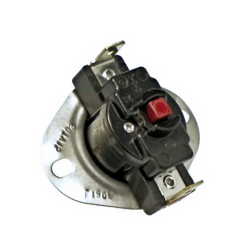 FURNACE ROLLOUT LIMIT SWITCH L180F ONETRIP PARTS® DIRECT REPLACEMENT FOR