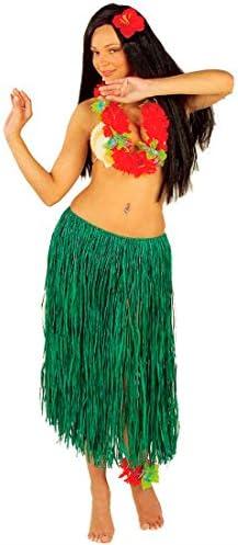 NET TOYS Falda Hula Hawaiana Hombre Aloha honolulú Fiesta de ...