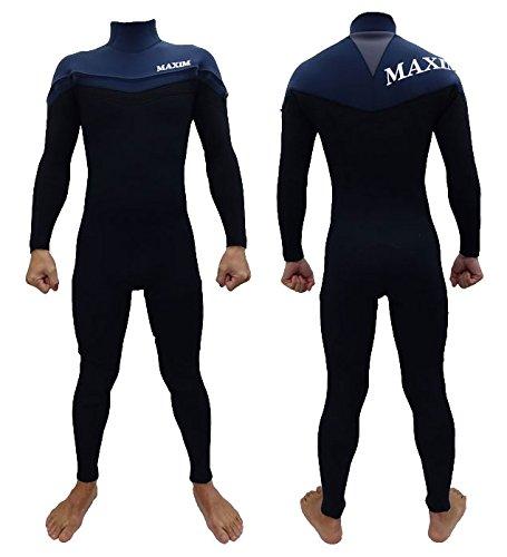 2018年 ウェットスーツ フルスーツ MAXIM 3.5mm メンズ マキシム MAXIM フルスーツ マキシム ウェットスーツ フォローズ限定 WING STLxSPARK フロントジップ B07B6LY2KY 2_BLK_SLATE_CHA L_R(身長:175cm/体重:80kg), オナガワチョウ:4206490f --- sharoshka.org