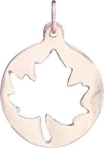 Helen Ficalora Small Maple Leaf Cutout C - Diamond Maple Leaf Charm Shopping Results