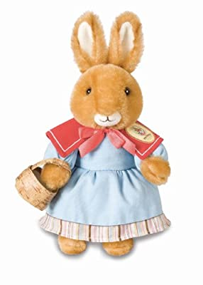 The World Of Beatrix Potter Collectible Mrs Rabbit By Kids Preferred by Kids Preferred