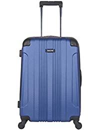 Out Of Bounds 24-Inch Check-Size Lightweight Durable Hardshell 4-Wheel Spinner Upright Luggage