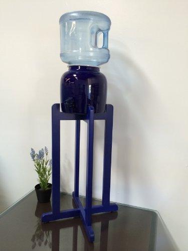 Porcelain Ceramic Water Dispenser Solid Blue