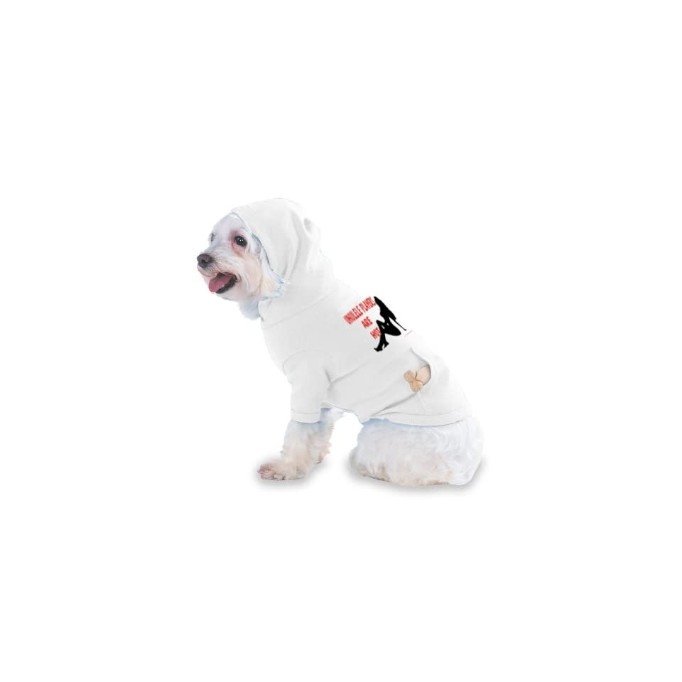 Are Hot Hooded T Shirt for Dog or Cat X Small (XS) White