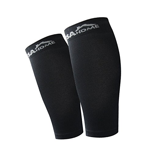 Calf Compression Sleeves,1Pair Calves Pain Relief Support,Leg Compression Socks for Men&Women Adults&Youth,Calf Guard for Outdoor Sports Running,Cycling,Travel,Climbing