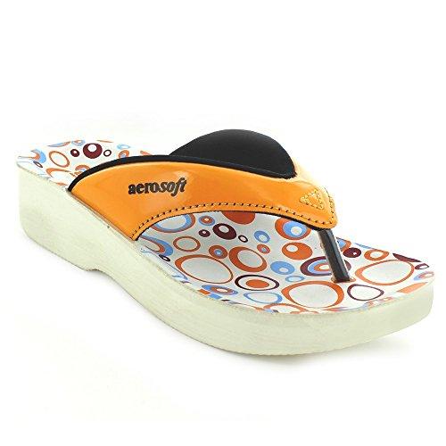 Aerosoft Hip-Hop Girls Sandals 4 Orange by Aerosoft Footwear