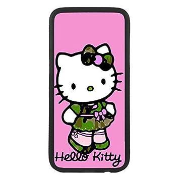b0b7cc31b56 Desconocido Funda Carcasa para móvil Hello Kitty Camuflaje Compatible con Huawei  P10 Lite: Amazon.es: Electrónica