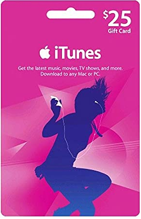 Amazon itunes 25 itunes gift card us 25 itunes 25 itunes gift card us 25 negle Images