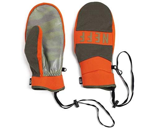 tt, Orange/Camo, Large ()