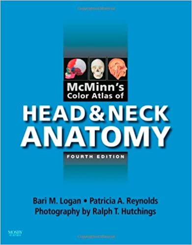 McMinn\'s Color Atlas of Head and Neck Anatomy: 9780323056144 ...