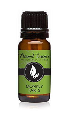 Monkey Farts Premium Fragrance Oil - Scented Oil - 10ml