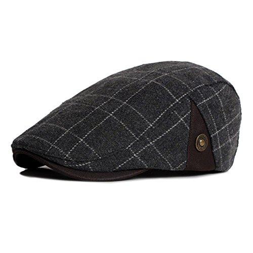 un sombreros tapa Hat avance gorra Navidad Halloween sombrero Señoras hombre Fedora ocio de beanie Beret invierno adelante A MASTER de térmico 70wHqEH