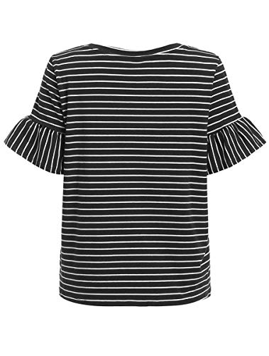 Tie Front Knot Casual Loose T-Shirt