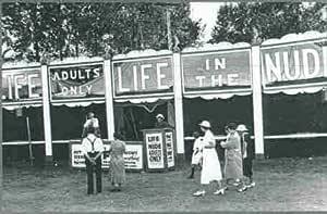 Amazon.com: Photo Rutland Vermont State Fair Nude Midway