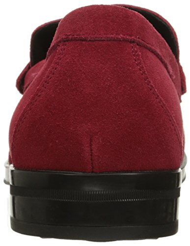 Stacy Adams Mens Nesbit Moc-toe Slip-on Slip-on Mocassino In Pelle Scamosciata