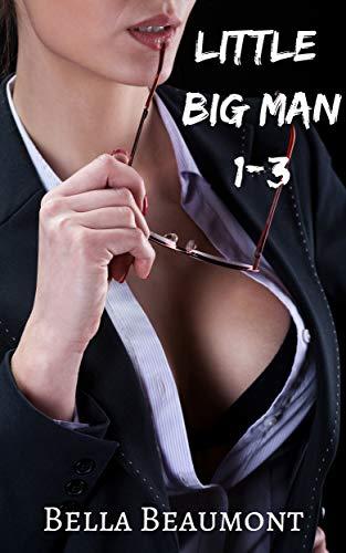 Little Big Man: Bundle: Books 1-3 (Fetish Shower)