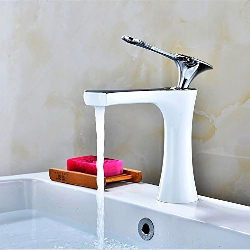 FeN Taps,Bathroom Sink Faucet,Hotel Hot And Cold Tap,European Wash Basin Single Spout Mixer,Kitchen Modern Taps by FeN