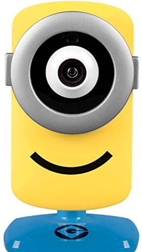 Stuart-cam-hd-wifi-camera-despicable-me