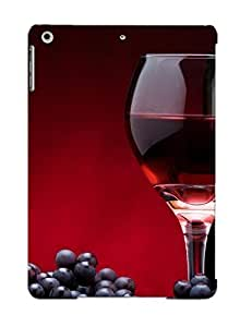 0ef796f151 Runandjump Red Wine And Grapes Feeling Ipad Air On Your Style Birthday Gift Cover Case