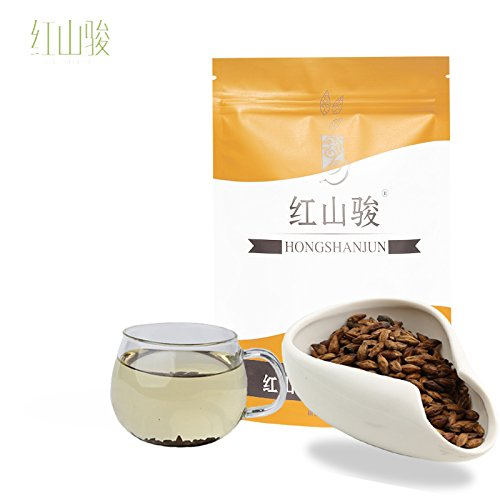 (SHI The Hongshan Jun barley tea baking type flavor malt tea herbal tea bulk wholesale 200g non tea tea)
