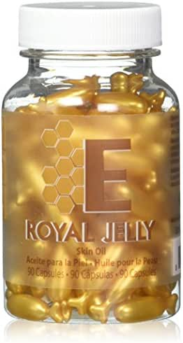 Royal Jelly Skin Oil Capsules by EasyComforts 90 capsules